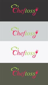 #24 untuk Design a Logo for Food and Chef's website -- 2 oleh olja85