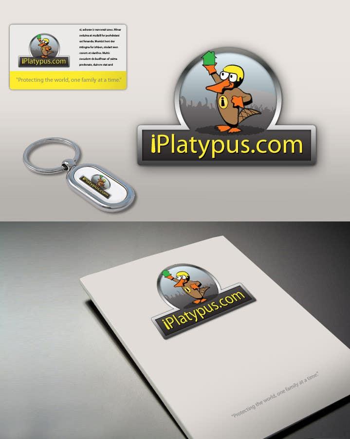 Contest Entry #                                        88                                      for                                         Logo Design for iPlatypus.com