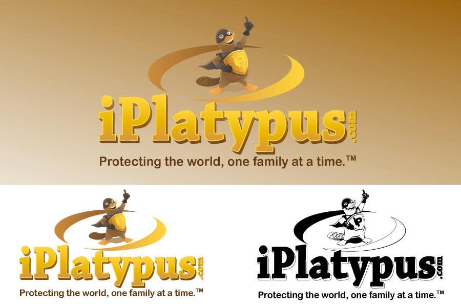 Contest Entry #                                        81                                      for                                         Logo Design for iPlatypus.com