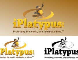 #81 для Logo Design for iPlatypus.com от zhu2hui