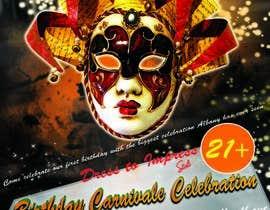 #15 untuk Birthday Carnivale Celebration oleh ayishascorpio