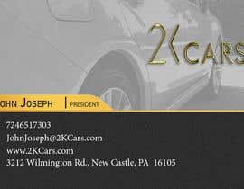 OlgaRadzikh tarafından Design some Business Cards for Car Detailing için no 21