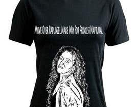 rjayasuriya tarafından Design a T-Shirt for Natural Hair Movement için no 10