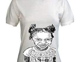 rjayasuriya tarafından Design a T-Shirt for Natural Hair Movement için no 16