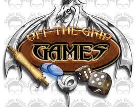 #31 untuk Logo for Gaming Company oleh GeekyGrafix