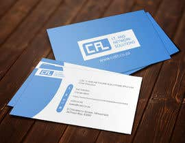 #1 untuk Business card design – logo and info supplied oleh muradhabib75