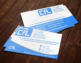 #4 untuk Business card design – logo and info supplied oleh lipiakhatun586