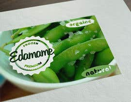 #3 untuk Design a package for ready to eat edamame or mukimame oleh StephanGMK