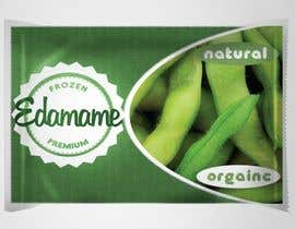 #7 untuk Design a package for ready to eat edamame or mukimame oleh StephanGMK