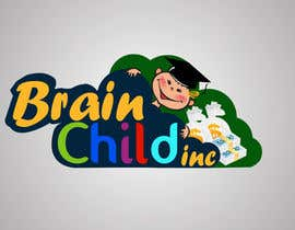 #19 para Brain Child Inc logo por datagrabbers