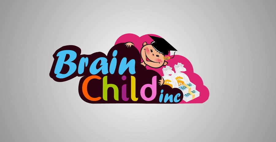 #21 for Brain Child Inc logo by datagrabbers