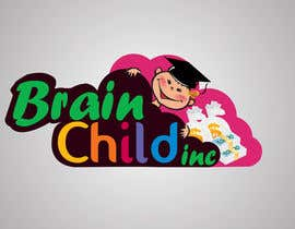 #22 para Brain Child Inc logo por datagrabbers