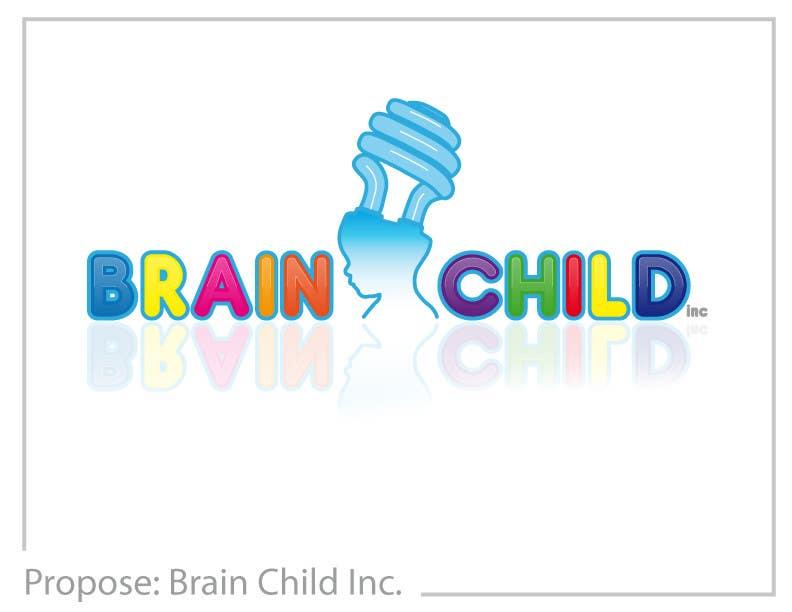 #23 for Brain Child Inc logo by giriza