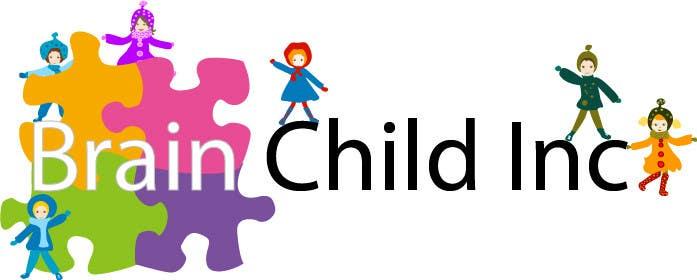 #7 for Brain Child Inc logo by martinsholat