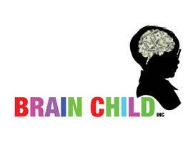 #18 para Brain Child Inc logo por NoorProduction