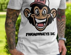 yyuzuak tarafından Design eines T-Shirts for fanmonkeys.de için no 32