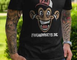 yyuzuak tarafından Design eines T-Shirts for fanmonkeys.de için no 33