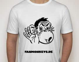 KaimShaw tarafından Design eines T-Shirts for fanmonkeys.de için no 49