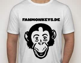 KaimShaw tarafından Design eines T-Shirts for fanmonkeys.de için no 54