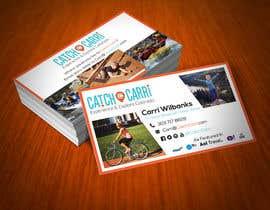 Prant0r tarafından Business Cards For CatchCarri.Com için no 48