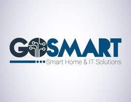 #1 untuk Design a Logo for GoSmart oleh basitsiddiqui