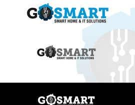 #43 untuk Design a Logo for GoSmart oleh KarlaFuertez