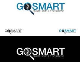 #44 untuk Design a Logo for GoSmart oleh KarlaFuertez