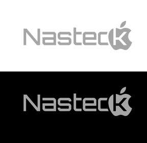 #9 untuk Design a Logo for Nasteck (Company that sells Apple products) oleh Huelevel