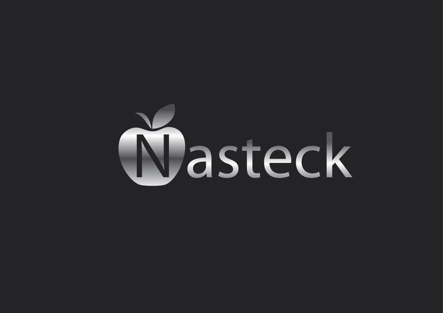 Penyertaan Peraduan #4 untuk Design a Logo for Nasteck (Company that sells Apple products)