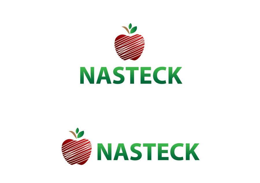 Penyertaan Peraduan #12 untuk Design a Logo for Nasteck (Company that sells Apple products)