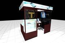 Do some 3D Modelling for instore Kiosk için 3D Rendering12 No.lu Yarışma Girdisi