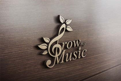 "OcaDim tarafından Design a Logo for ""Grow my Music"" - a music education business için no 103"