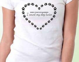 #15 untuk Design a T-Shirt for Dogs Rule oleh adstyling