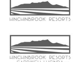 #88 untuk Design a Logo for Hinchinbrook Resorts oleh TempoDesign