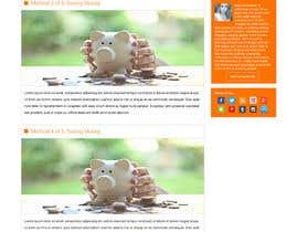 ravinderss2014 tarafından Promotion Website for Social Trading için no 8