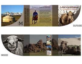 angelonirojan tarafından Create package design for Mongolian wool socks için no 1