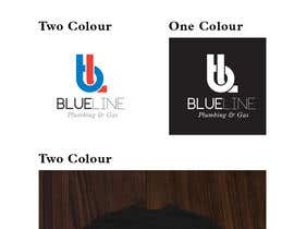 #94 for Design a Logo for Blueline Plumbing & Gas by kofaber