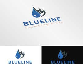 #76 for Design a Logo for Blueline Plumbing & Gas by hics