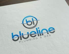 #150 for Design a Logo for Blueline Plumbing & Gas by FutureArtFactory