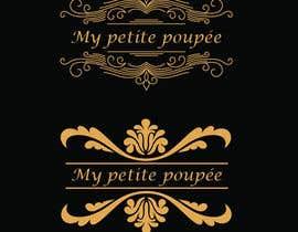 #61 untuk Design a Logo for My petite poupée oleh nat385
