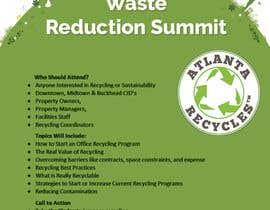 DuruianAlin tarafından Atlanta Recycles Summit için no 14
