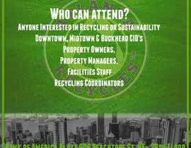 devkirti28 tarafından Atlanta Recycles Summit için no 12