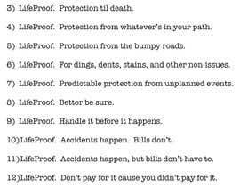 jeffreytune tarafından Write a tag line/slogan for Automotive Protection Package için no 10