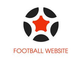 #12 para LOGO for a FOOTBALL WEBSITE por cemento