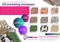 Contest Entry #34 for A4 1 page 'Marketing Envelopes' flyer