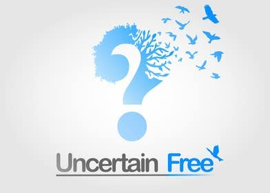 #78 untuk Design a Logo for a company called UncertainFree oleh miloshbogdanovic