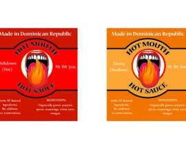 baroque90 tarafından Create a label design for hot sauce bottle için no 3