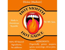 #10 untuk Create a label design for hot sauce bottle oleh baroque90