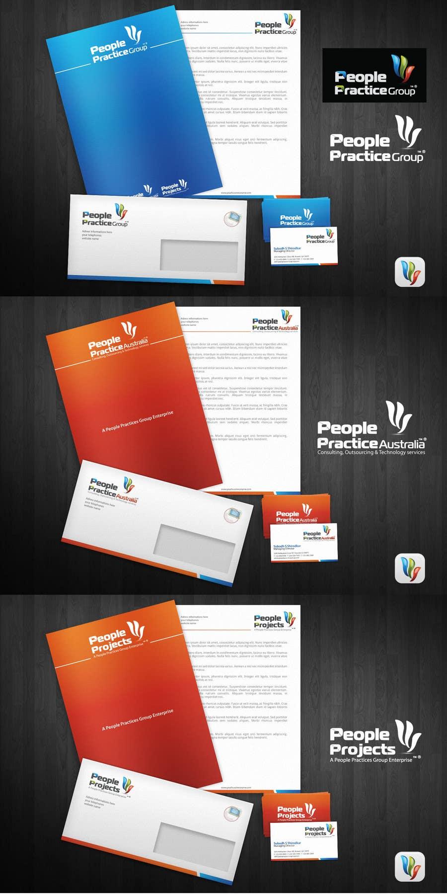 Natečajni vnos #                                        122                                      za                                         Logo Design & Corporate Identity for People Practices Group