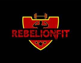 #28 untuk Logo design for new blog - Fitness - Rebelion oleh joelsonsax